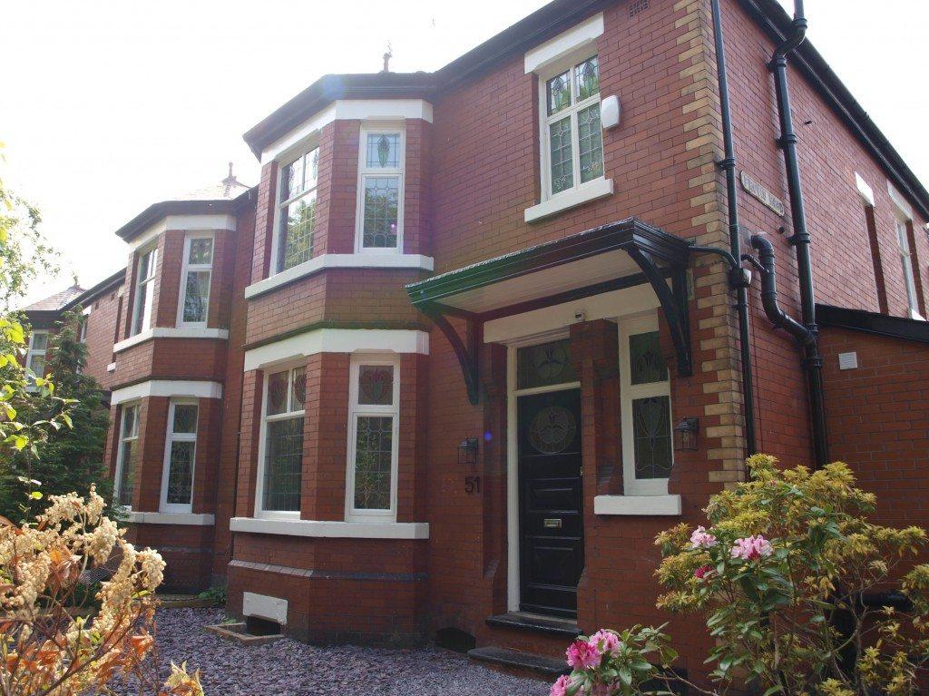 Manchester casement windows